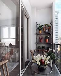Home Designs: Inspiring Balcony Garden - Scandinavian Interior