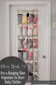 organize baby clothes 6