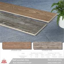 china building material wood ceramic floor tile for decoration vrw6n1562 150x600mm 6 x32 china tile floor tiles