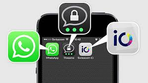 Alternatives à WhatsApp Threema, iO-App & MyENIGMA