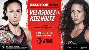 Prelims (youtube at 6 p.m. Bellator 262 Velasquez Vs Kielholtz Live Stream How To Watch Bellator Mma Online From Anywhere What To Watch