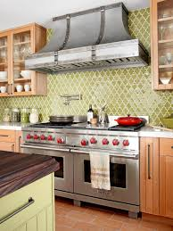 Teak Wood Kitchen Cabinets Magnificent Best Backsplash For Kitchen Brown Ceramic Tile Floor
