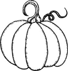 pumpkin clipart black and white. Unique White Pumpkin Clipart Throughout Pumpkin Clipart Black And White