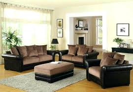 living room colors with dark brown furniture color schemes for living room with brown sofa living