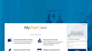 Providence My Chart Wa Montana Mychartwa Providence Org Mychart Application Error Pa