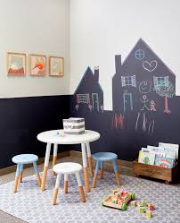 Gallery of Terrific Chalkboard Paint Kids Room Ideas