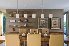 Floating Shelves In Dining Room Floating shelves and artwork Dining area Pinterest Custom 55