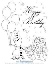 Happy Birthday Balloons Coloring Pages Thishouseiscooking Com