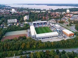 Die kieler sportvereinigung holstein von 1900 e. Holstein Stadion Wikipedia