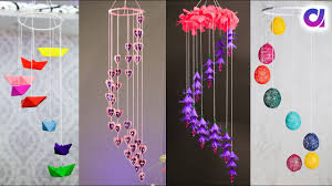 Paper Flower Balls To Hang From Ceiling 5 Awesome Paper Ceiling Hanging Craft Ideas Diy Room Decor Artkala