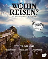 Wohin Reisen Salzburgerland Spezial By Salzburgerland Issuu