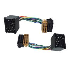 online buy whole land rover stereo wiring from land two wiring for bmw land rover iso wiring harness antenna aerial adaptor connector stereo installation