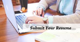 Submit Your Resume Free Resume Templates 2018