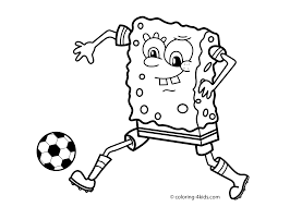 Small Picture Coloring Pages Of Soccer Balls Clipart Best Rignnil adult