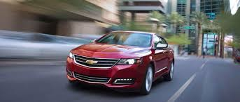 New Chevy Impala Design The 2017 Chevy Impala Is Heading To Elgin And Schaumburg