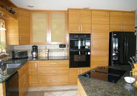 Bamboo Cabinets Kitchen Bamboo Kitchen Cabinet Handles Tags Elegant Bamboo Kitchen