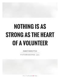 Quotes About Volunteering Classy Volunteer Quotes Sayings Picture On Ten Best Inspirational Quotes