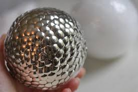 Styrofoam Ball Decorations Interesting 32 DIY Styrofoam Ball Christmas Ornaments The Bright Ideas Blog