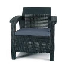 patio armchair patio armchair patio chair cushions canada sling patio chairs target patio chair cushions keter corfu charcoal all weather resin patio