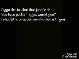 A Boogie Wit Da Hoodie Jungle Lyrics YouTube Enchanting A Boogie Wit Da Hoodie Quotes