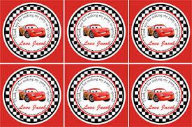 Disney Cars Birthday Party Invitation Printable Edesignsstudio On