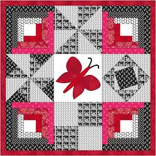 Learn quilting with 7 easy quilt blocks – No 3 Quilt Studio & No 3 Quilt Studio online beginners quilt lessons Adamdwight.com