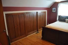 ingenious how to install bifold closet doors home depot