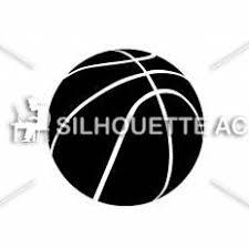 バスケシルエット イラストの無料ダウンロードサイトシルエットac