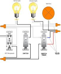 wiring diagram for bathroom vanity light wiring panasonic bathroom exhaust fan bathroom fan and light bath fans on wiring diagram for bathroom vanity