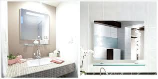 Other Frameless Bathroom Vanity Mirror Brilliant On Other Frameless