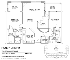 Floor Plans  Applewood Pointe Of RosevillePdf Floor Plan