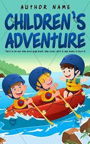children book cover children boat cartoon