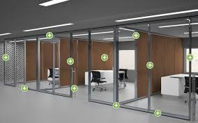 glass walls office. OUR Unitized Modular Wall System. Infinium\u0027s Classic Line Of Moveable Glass Office Walls