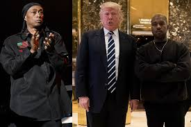 Professor Griff Thinks President Trump Needs to Meet 'Real Black People'  Besides 'Kanye Mess' - XXL