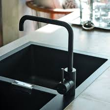 Black Sink Faucet Best 25 Black Kitchen Sinks Ideas On Pinterest