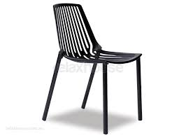 outdoors black outdoor chair