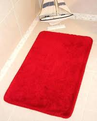 red bath rug red bath mats bright bathroom rugs terrific in decor inspiration with bright red red bath rug