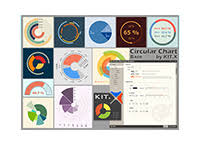 Circular Chart Add On By Kit X National Instruments