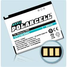 PolarCell Battery for Samsung D800 ...
