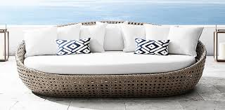 Modern outdoor daybed Daybed Furniture St Martins Daybed Restoration Hardware Daybeds Rh