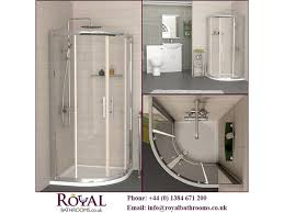 quadrant shower cubicles use in uk 1