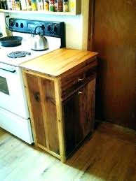 Kitchen Trash Can Ideas Custom Inspiration