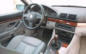 Coupe Series 2001 bmw 530i interior : 2003 BMW 5 Series - Information and photos - ZombieDrive