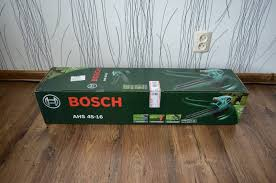 Обзор от покупателя на <b>Кусторез</b> электрический <b>Bosch AHS</b> 45 ...