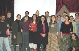 Producer/Director Aviva Kempner Meets With Drama Students