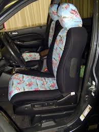 acura 2 2 pattern seat covers