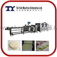 Taiwan Har Gow <b>Wrapper Machine</b> | TAI YUH <b>MACHINE</b> ...