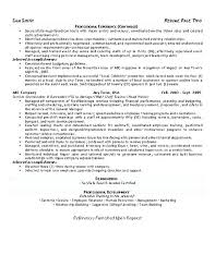 Sample Resume Hospitality Industry Resume Examples Hospitality ...