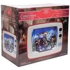 Retro Tv Online Retro Christmas Television Scene Hobby Lobby 5087176