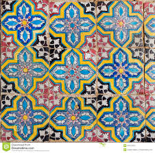 Middle Eastern Patterns